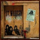 St. Warren - Rock Of Eden NEW CD Hard Rock Hair Metal