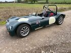 Ford special one off unique hill climb sprint track road car 711m Xflow on 40s