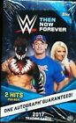 2017 TOPPS WWE THEN NOW FOREVER HOBBY BOX FREE SHIP