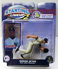 STARTING LINEUP 2 2000 DEREK JETER - NEW YORK YANKEES - NEW - NICE COND