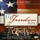Let Freedom Ring: Live from Carnegie Hall CD DISC ONLY #H174