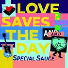 G LOVE AND SPECIAL SAUCE - LOVE SAVES THE DAY - CD - NEW