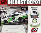 AUTOGRAPHED TYLER REDDICK 2018 DAYTONA WIN RACED VERSION 1 24 SCALE ACTION