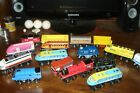 THOMAS AND FRIENDS Compatible TARGET BRAND WOOD TOY TRAINS LOT 16 TOTAL CIRCO