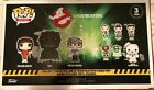 Funko POP Ghostbusters Exclusives Collection with Dorbz Set