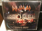 DEF LEPPARD MIRROR BALL LIVE AND MORE 3 DISC CD DVD SET