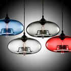 Modern Vintage Glass Ceiling Lamp Chandelier Loft Lighting Fixture Pendant Light