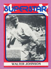 Walter Johnson Cards and Autograph Guide 14