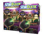 Startastic Dancing Holiday Christmas Laser Light Show As Seen on TV 2 Pack