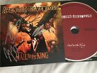 RARE Autographed Avenged Sevenfold Promo CD Single Arin Matt Syn Zacky A7X rev