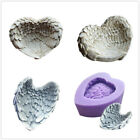 3D Wing Silicone Soap Mold Candle Mold DIY Craft Plaster Resin Chocolate Mould