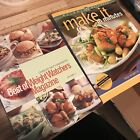 Weight Watchers Cookbook Make It in Minutes Easy Recipes + Best Of WW Magazine