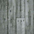 Peel and Stick Wallpaper Gray Reclaimed Wood Self Adhesive Contact Paper Vinyl