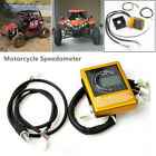Motorcycle Four Wheel Drive Speedometer Digital Odometer Display Stall For 200CC