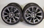 21 Tesla Model S Rims Wheels Oem FACTORY 2020 2019 p75 P90 P100d Genuine Sonic