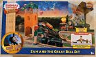 Thomas & Friends Wooden Railway Sam and The Great Bell Set NIB
