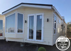 WILLERBY MERIDIAN LODGE 42x13 2 bed STATIC CARAVAN off site MOBILE HOME DG CH