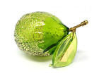 Murano Glass Hand Blown Lime Made in Italy