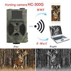 1080P HD Hunting Wildlife Trail Camera Video Night Vision Detecting Tool UK