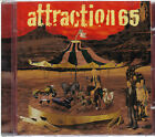 ATTRACTION 65 ST RARE OOP CD FROM 2003 MELODIC HARD ROCK GREG FULKERSON