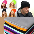 Female Cotton Blends Warm HIP HOP Knitted Hats Women's Skullies Beanies For Men