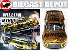 WILLIAM BYRON 2019 HERTZ 24 COLOR CHROME 1 24 ACTION COLLECTOR