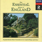 The Essential Music of England by VA (2 CDs, Decca) 34 Themes/Spirit