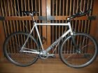 Cannondale Capo Single Speed Track Bicycle Bike Phil Wood wheels and bb