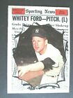 Top 10 Whitey Ford Baseball Cards 20