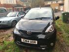 LARGER PHOTOS: Toyota aygo 2014 54k very good condition has a few small marks
