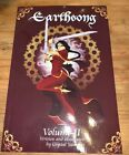 Earthsong Volume II Crystal Yates Book Signed Very Rare graphic novel