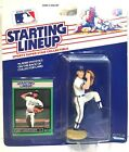 ⚾ 1989 STARTING LINEUP - SLU - MLB - BRET SABERHAGEN - KANSAS CITY ROYALS
