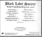 BLACK LABEL SOCIETY - Alcohol Fueled Brewtality Live - Clean Edit (CD Promo '01)