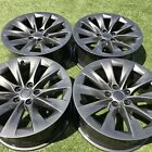 19 TESLA MODEL S Rims Grey Gunmetal slipstream Oem Factory GENUINE WHEELS