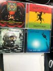 FOUR Govt Mule CDs-Life Before Insanity-Mighty High-Deep End-little Help 2- MINT