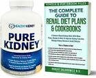 Pure Kidney Powerful Kidney Health Supplement and Renal Disease Diet Cookbook