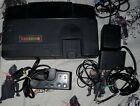 TurboGrafx-16 Console with games Tricky Kick TV Sports Casino works great TG-16
