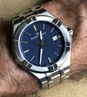 Maurice Lacroix AIKON Blue Dial Stainless Steel Mens Watch AI1008-SS002-431-1