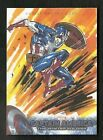 2014 Upper Deck Captain America: The Winter Soldier Trading Cards 7