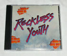 Reckless Youth Invisible Robot Fish CD GLAM SLEAZE HARD ROCK