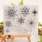 Flowers Silicone Clear Seal Stamp DIY Scrapbooking Embossing Decora Paper Gift