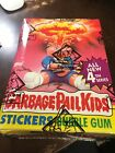 1987 TOPPS GARBAGE PAIL KIDS UNOPENED SERIES 4 BOX BBCE AUTHENTICATED