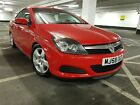 LARGER PHOTOS: vauxhall astra twintop convertible 1.6 petrol low mileage 55000 on the clock