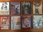 DVD Charlie Chaplin lot of 8 Image OOP City Lights Modern Times Kid Circus more