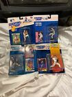 David Cone Lot of 4 Starting Lineup Figures Mets/Royals/BlueJays/Yankees 89' 93'