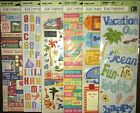 K  Company Happy Trails Scrapbooking Stickers Chipboards Rub Ons New Pick 1
