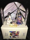 DeGrazia 3 Piece Nativity Manger With Stained Glass Backdrop Goebel W Germany