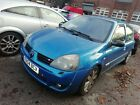 LARGER PHOTOS: 2004 Clio Renaultsport 182 16V Full Fat Cup Packs Spares Repair