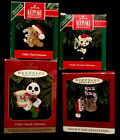 Lot Of Child's Age Collection Hallmark Ornaments