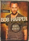 Bob Harper Inside Out Method Bobs workout DVD exercise fitness intervals